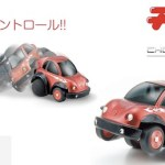 New mini toy car: Penny Racer Hybrid (video)