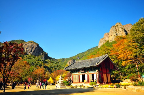 Daejeonsa Temple, Mt. Juwangsan