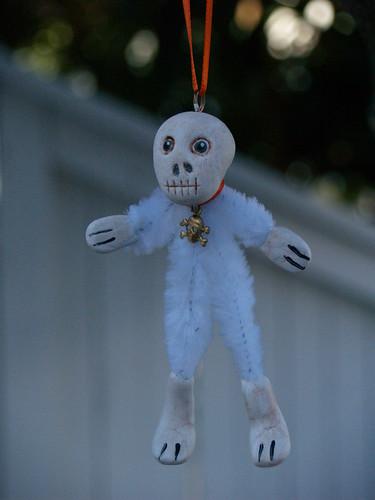 Halloween Swap - Skeleton