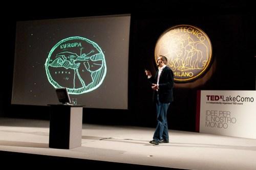 Paolo Ciuccarelli - TEDxLakecomo
