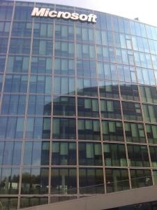 Microsoft France : le nouveau siège