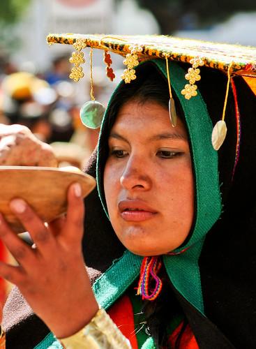 Inti Raymi Cusco Cuzco Peru Coricancha
