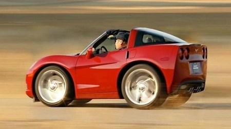 Mini Chevy Corvette