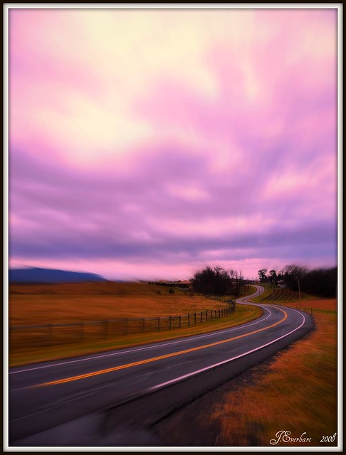 Take the Winding Road Home by J.Everhart