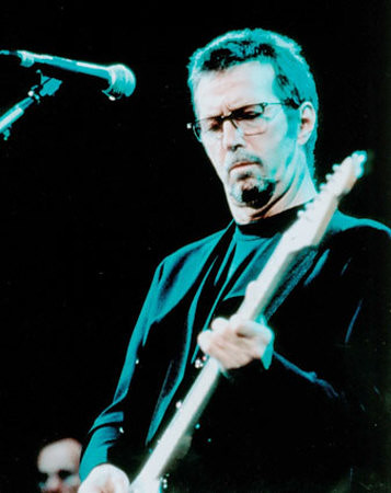 Eric Clapton: Un Icono del sonido rock y blues actual