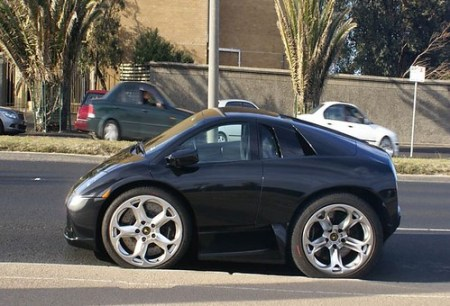 Mini Lamborghini Murcielago