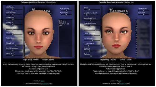 Yabusaka Mesh Avatar (4/5)