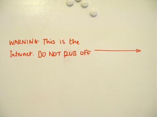 Do Not Erase The Internet