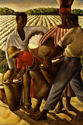 Earle Richardson: Employment of Negroes in Agriculture, 1934