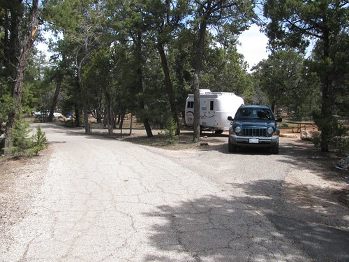 Mather Campground - Grand Canyon National Park