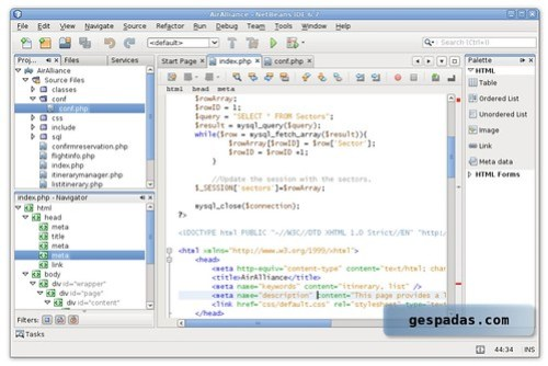 NetBeans IDE 6.7