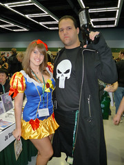 Snow White and the Punisher