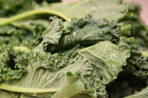 Mmm... leafy greens