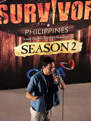 Survivor Philippines Season 2 Cebu by you.