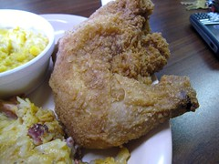carver's country kitchen - fried chicken