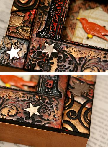 Artfest 2009 - Portable Shadowbox Shrine-2