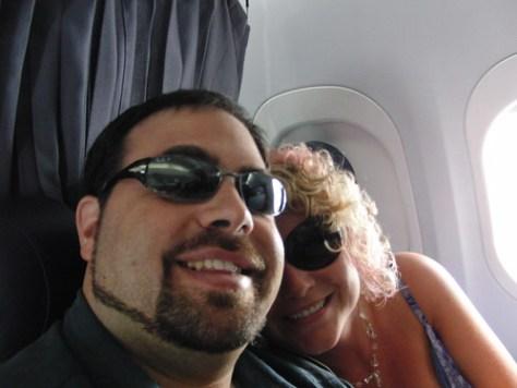 Flying AirTran business class