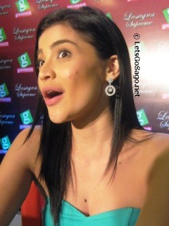 Anne Curtis loves El Nido and wants to go to Sagada & Amanpulo