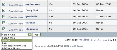 Definitive Guide to phpBB Spam Control
