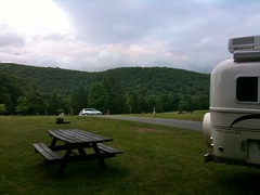 Camped in PA