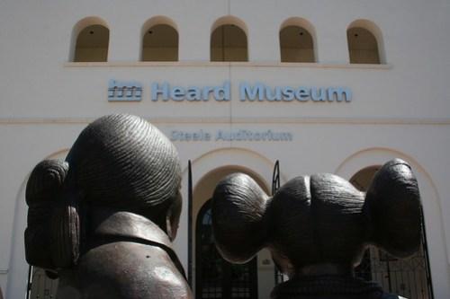 Heard Museum ladies