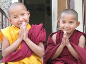 Nepali Nuns from Arya Tara