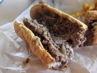 roy's cheesesteaks - looks good