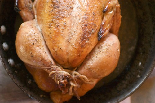 Thomas Keller roasted chicken