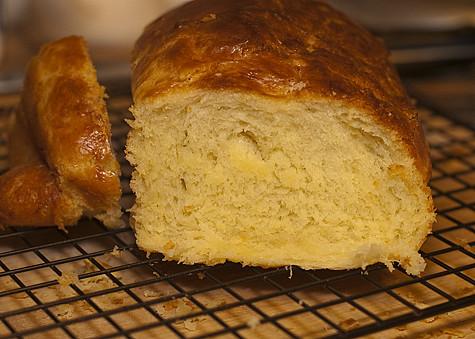 Inside the Loaf