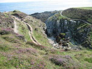 Calf Sound, Isle of Man