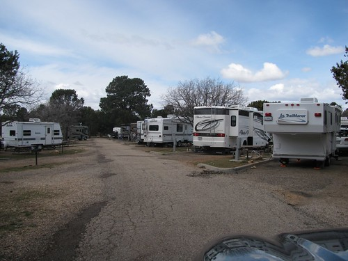 Trailer Village - Grand Canyon National Park
