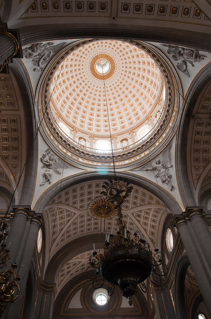 Cathedral in Puebla