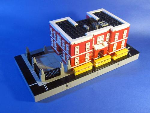 LEGO Micropolis block