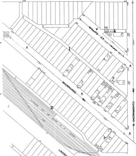 1896: The Mega Mall Block, Logan Square