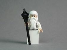 LEGO Saruman minifig