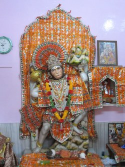 Small Of Vraj Temple Pa
