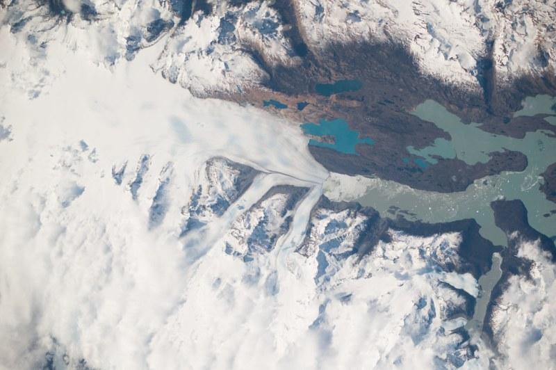 Upsala Glacier Retreat and Patagonia Icefield