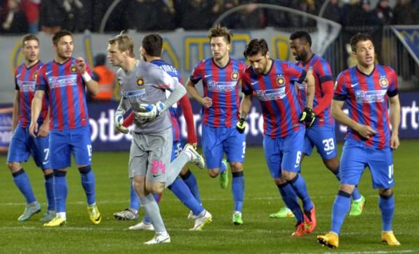 """Deşi startul sezonului a prins-o în """"genunchi"""", Steaua speră la grupele Champions League"""