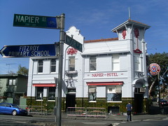 The Napier Hotel, Fitzroy, Melbourne