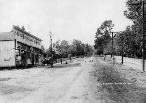 Olinda, California, circa 1920