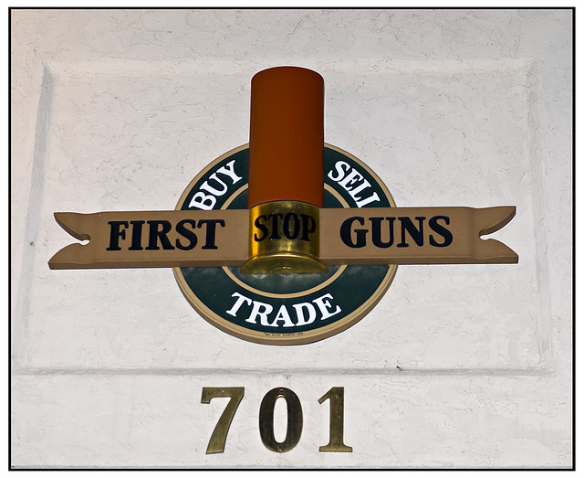First Stop Guns