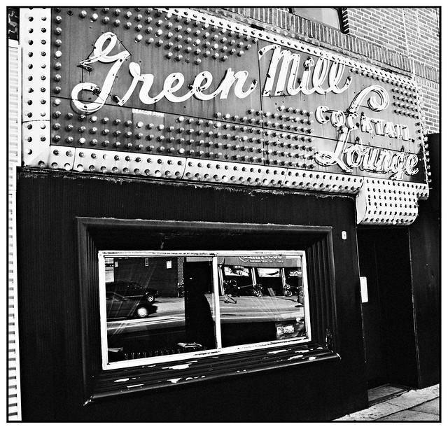 Green Mill Daguerreotype