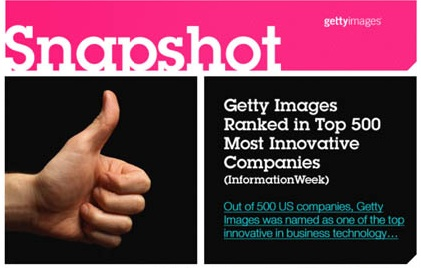 Getty Images Branding