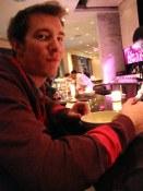 Owen at the bar