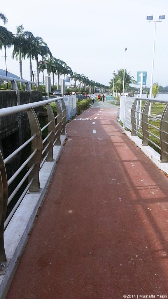13050783785 14b8f59aa4 o Trek Jogging Dan Berbasikal Tarikan Baru Di Kota Kinabalu, Sabah