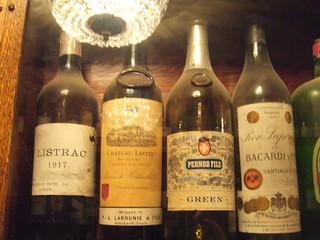 Chateau Lafite, Pernod, Bacardi, etc