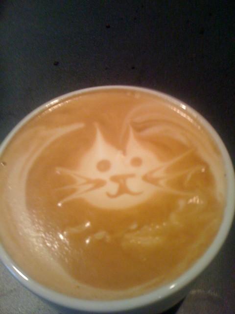 Latte Art and BrewHaha