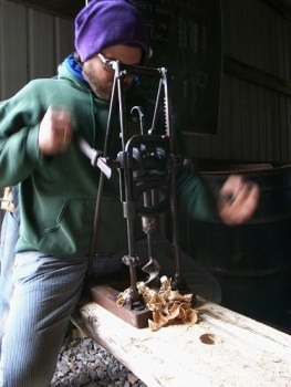 Timber Frame Workshop