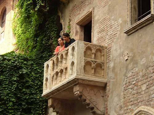 Balcony of Romeo and Juliet