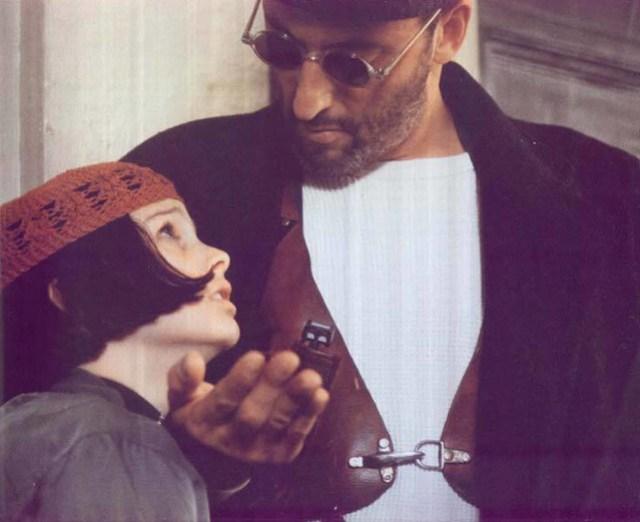 Leon (Jean Reno - Natalie Portman)